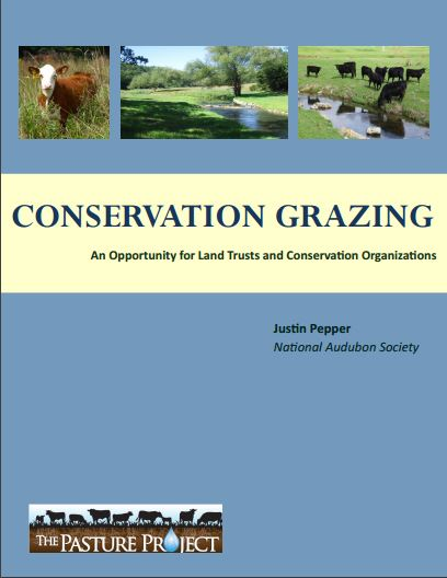conservation grazing book