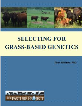 grass based genetics